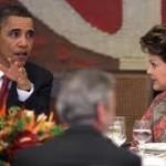 Dilma Rusef i Obama o trgovini, obrazovanju i spoljnoj politici