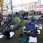 Protest zamrznut do sjednice parlamenta o budžetu