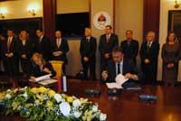 Potpisan ugovor o zajmu za autoput Prnjavor-Doboj
