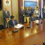 Potpisan Sporazum o saradnji u oblasti elektroenergetike
