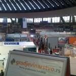 Sutra u Beogradu sajam građevinarstva