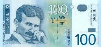 Kurs dinara 121,25