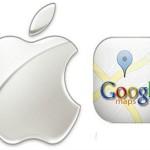 Apple napušta Google maps