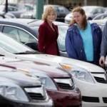 U Evropi pala prodaja automobila