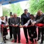 """Predsjednik Srpske otvorio rekonstruisani terapijski prostor """"Banje Vrućice"""""""