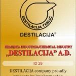 "Hemijska industrija ""Destilacija"" iz Teslića"