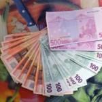 CBCG: Iz države se odlilo 87,4 miliona evra