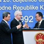 Kinezi obećali: Ulagaćemo u hrvatske kompanije, posebno infrastrukturu i industriju