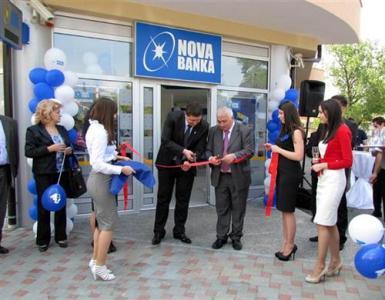 U Tesliću otvorena nova poslovnica Nove banke