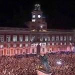 Protesti širom Španije