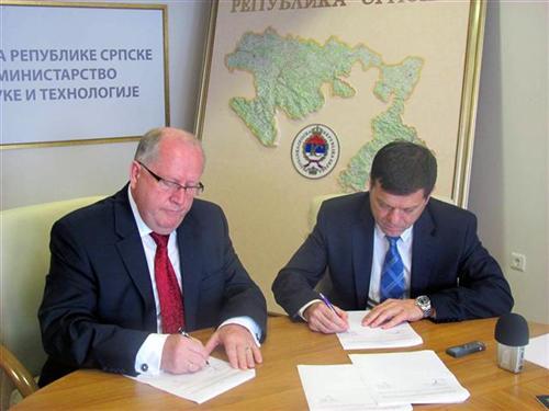 Potpisan ugovor za nabavku softvera u vrijednosti 4,8 miliona KM