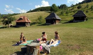 Prvi kamperi na Zlatiboru od septembra