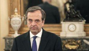 Samaras kreće u diplomatsku borbu