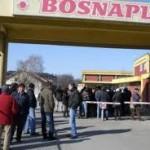 """Radnici """"Bosnaploda"""" ponovo štrajkuju"""