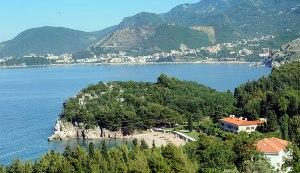 crna gora, more