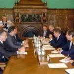 Dogovoren nacrt memoranduma o isporukama gasa Srpskoj