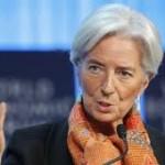 Lagard: Znak pitanja i dalje nad izdržljivosti banaka
