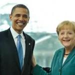 Obama i Merkelova o dužničkoj krizi u EU