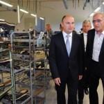 """Džombić: Fabrika obuće """"Sanino"""" od značaja za RS"""