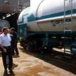 Predato 10 repariranih vagon-cisterni