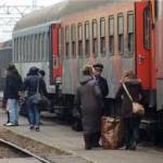 Nezadovoljni radnici blokirali željezničku stanicu u Beogradu