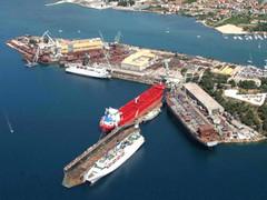 Brodsplit pravi branu za zaštitu Venecije