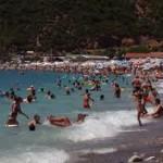 U CG u avgustu 6,7 odsto više turista