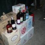 UIO BiH : Oduzet alkohol
