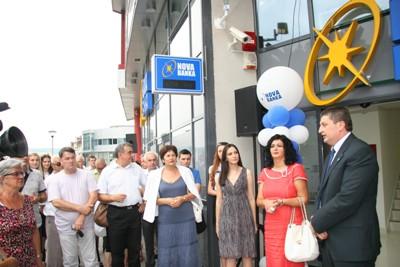 U Tuzli otvorene tri poslovnice Nove banke