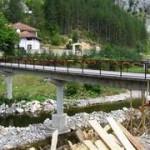 Počela sanacija pješačkog Pavlovića mosta