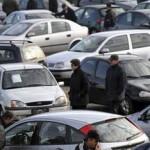 Nikad manja prodaja automobila u Srbiji