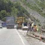 Radovi na putevima protiv turista