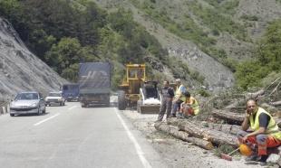 Počela rehabilitacija puta Čelinac-Prnjavor