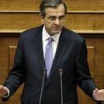 Samaras: Grčka se kreće u pravcu stabilnosti
