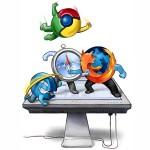 Ko je jači: Chrome ili Firefox?