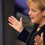 Merkel: Apsolutna politička volja za jačanje evra