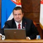 Dačić: Ohrabruje najava novih investicija iz Italije