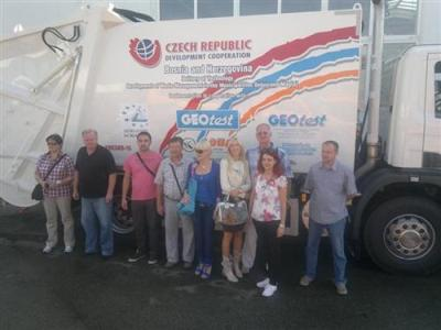 """Suljkanović posjetio firmu """"Kobit"""""""