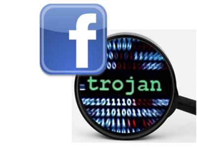 fejsbuk, trojanac