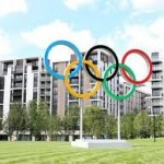 Prodaja stvari iz Olimpijskog sela