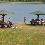 Na Vlasinskom jezeru rekordna posjeta