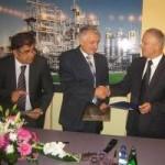 """Ugovori o saradnji Rafinerije, Optima grupe i RiTE """"Ugljevik"""""""