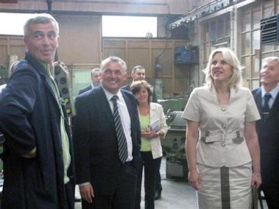 """Cvijanović: Mjere Vlade pozitivno uticale na rad """"Rasklopne opreme"""""""