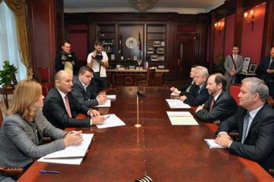 Džombić: Srpska opredijeljena za borbu protiv korupcije