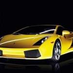 I Lamborghini Gallardo ima manu