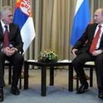 Đurić: Nikolić i Putin u Sočiju o ruskim investicijama