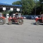Kratkotrajna blokada graničnih prelaza Rača i Gradiška