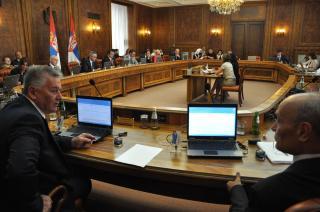 Vlada Srbije sutra o cijenama grijanja