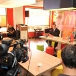 Predstavnici medija među prvim probali McDonald's proizvode