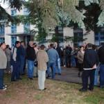 Radnicima RAOP-a onemogućen ulazak u fabriku